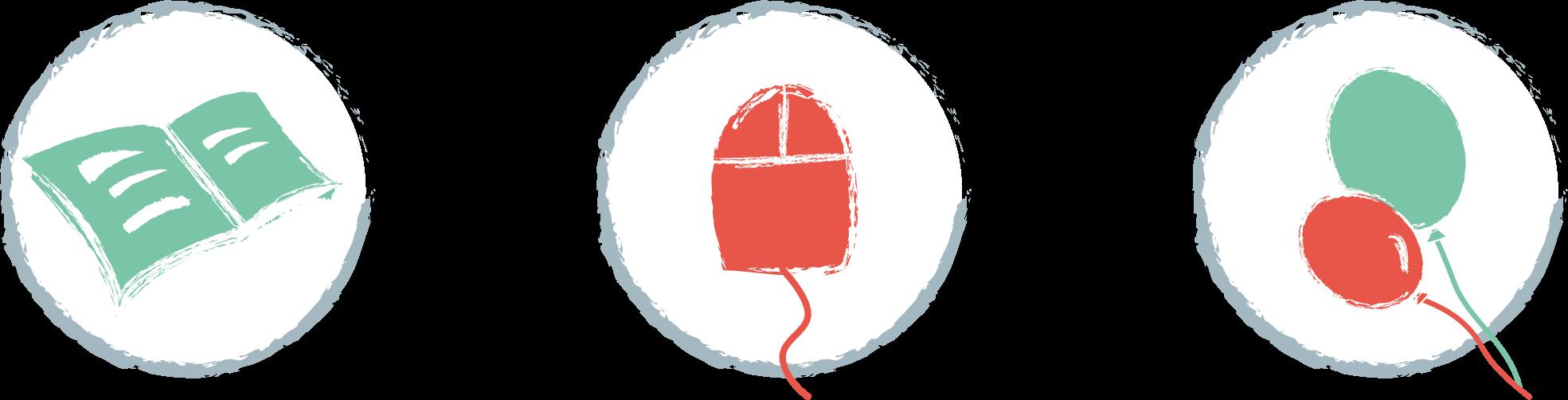 Drei Säulen der Hello Familiii: Magazin, Online Plattform und familiii Events