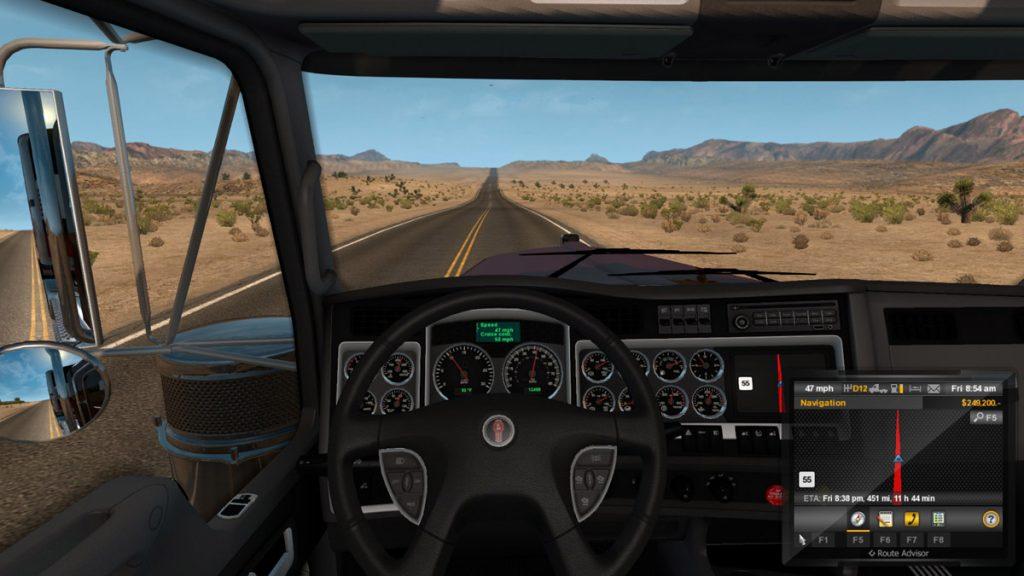 Screenshot American Truck Simulator