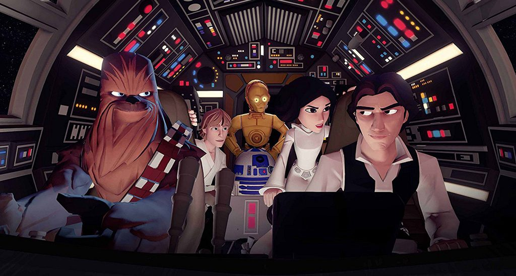 Screenshot aus Disney Infinoty 3.0