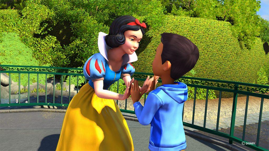 Screenshot Disneyland Adventures
