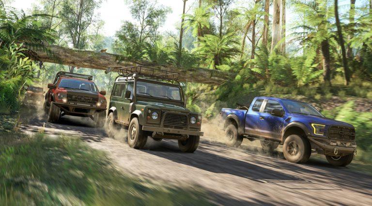 Screenshot aus Forza Horizon 3