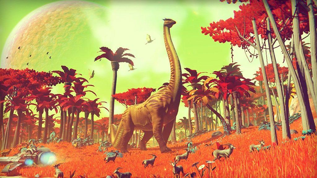 Screenshot aus No Man's Sky