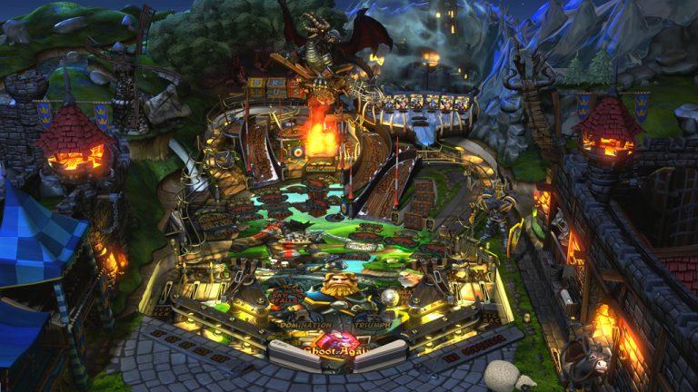 Screenshot aus Pinball FX 3