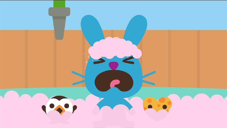 Screenshot Sago Mini Babies