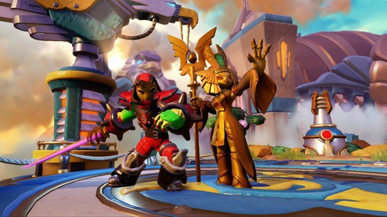 Screenshot Skylanders Imaginators