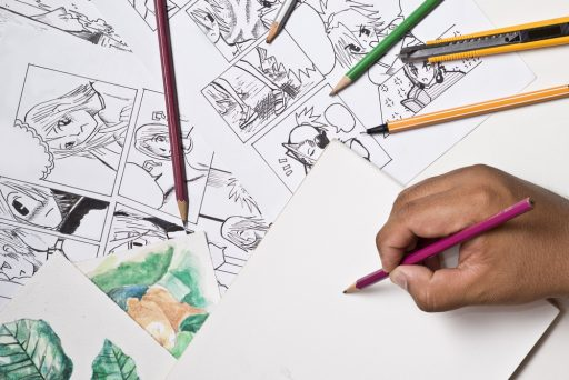 Sommerakademie Comic Trifft Manga Für Kinderjugendliche Und