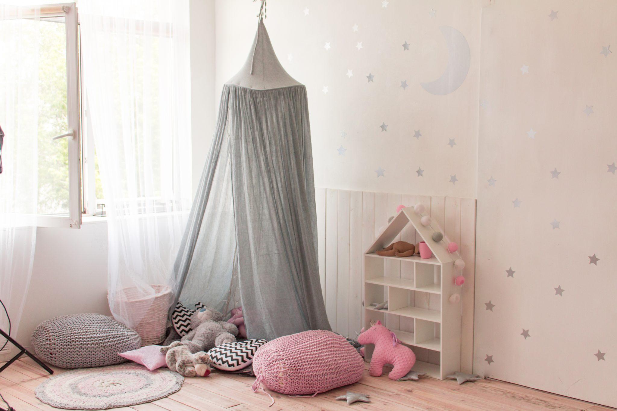 Farben fürs Kinderzimmer - so wird die Kinderwelt bunt