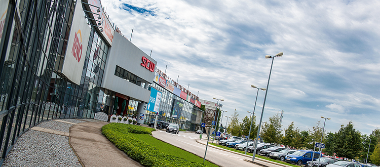 SCW Shoppingcity Wels | Müller