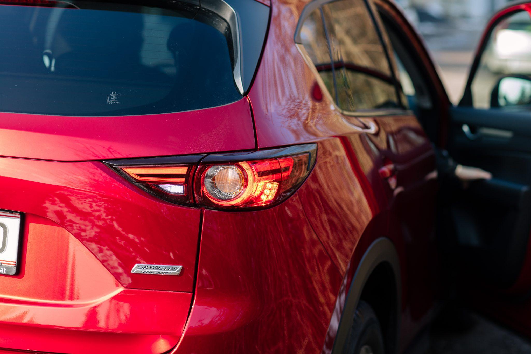 Mazda CX-5 Autotest