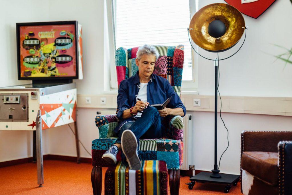 Der Österreichische Vorlesetag 2018: Viele Prominente, darunter auch Thomas Brezina, lesen vor