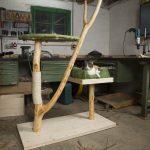Kratzbaum für Katze bauen