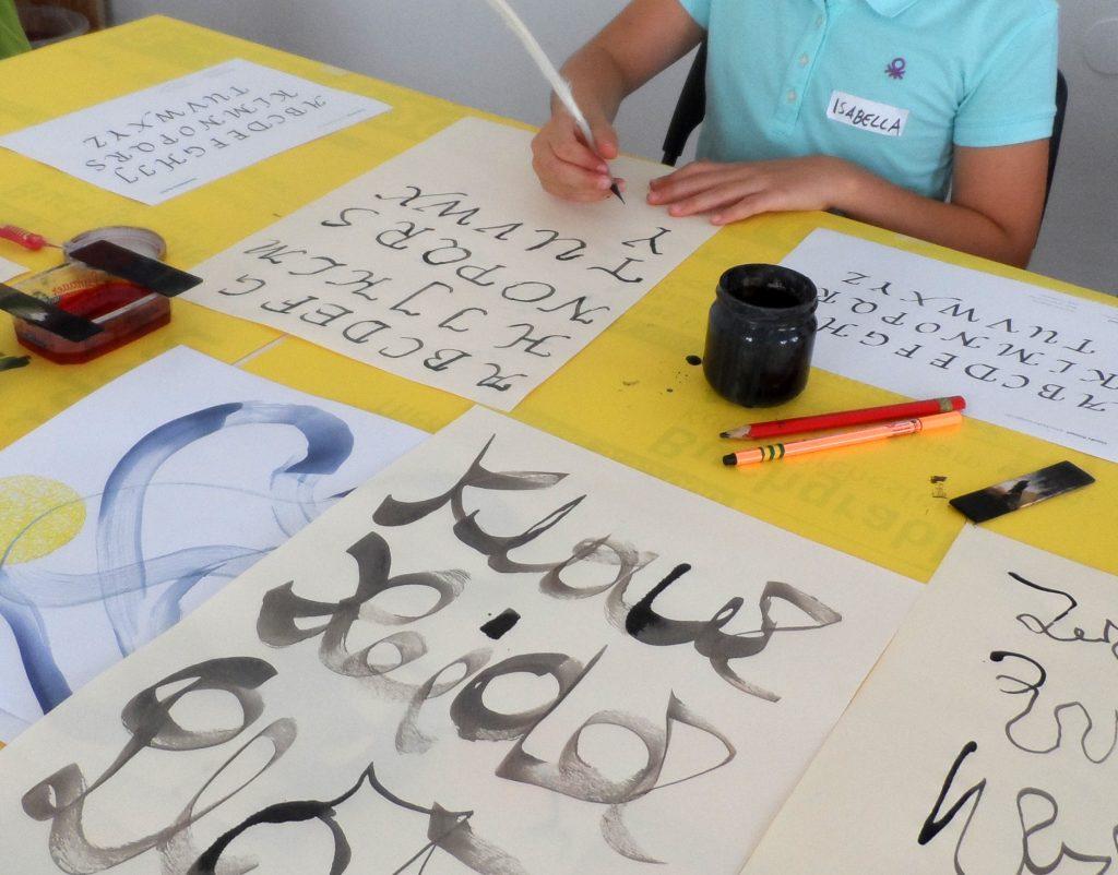 Schön schreiben lernen für Kinder und Jugendliche