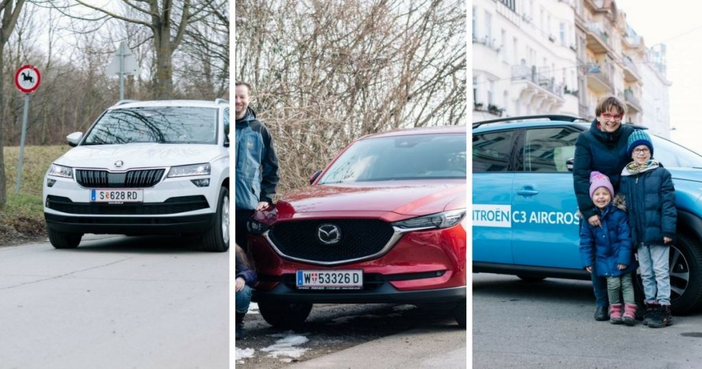 Autotest: Familienautos im Family-Check-up