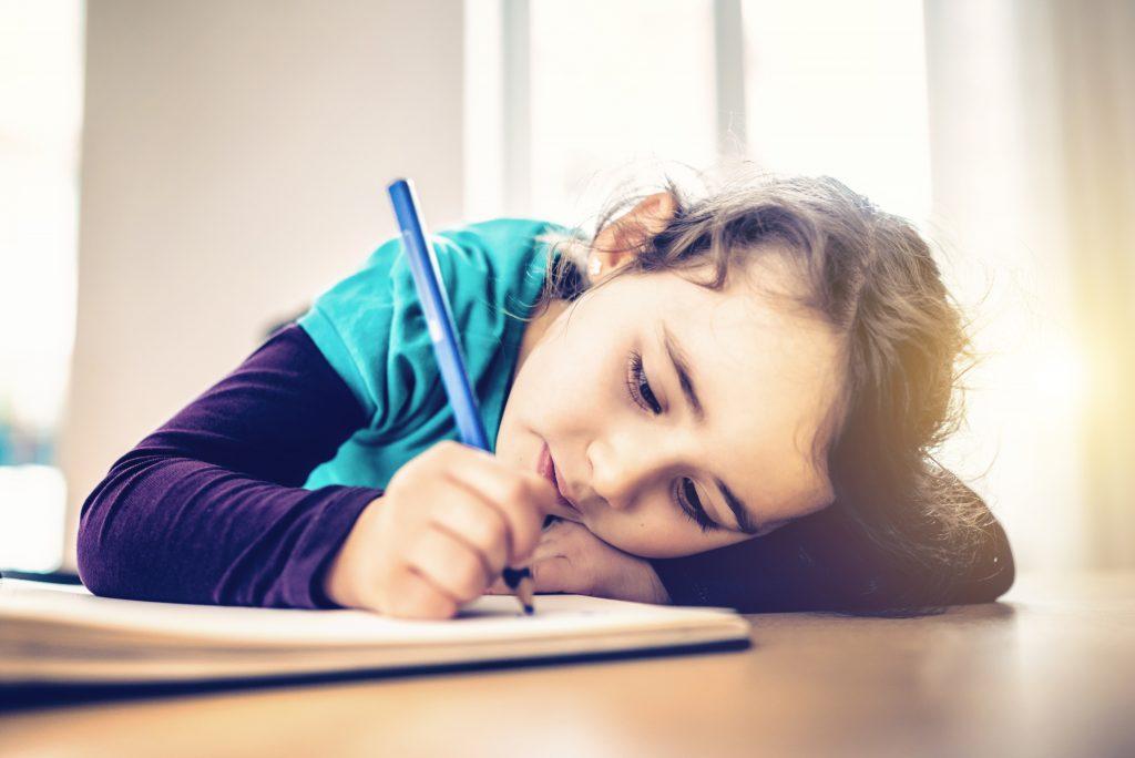Schön schreiben einfach lernen
