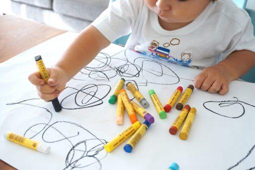Fruhlingsbilder Zeichnen In Der Hauptbucherei Mit Gulay Hello Familiii