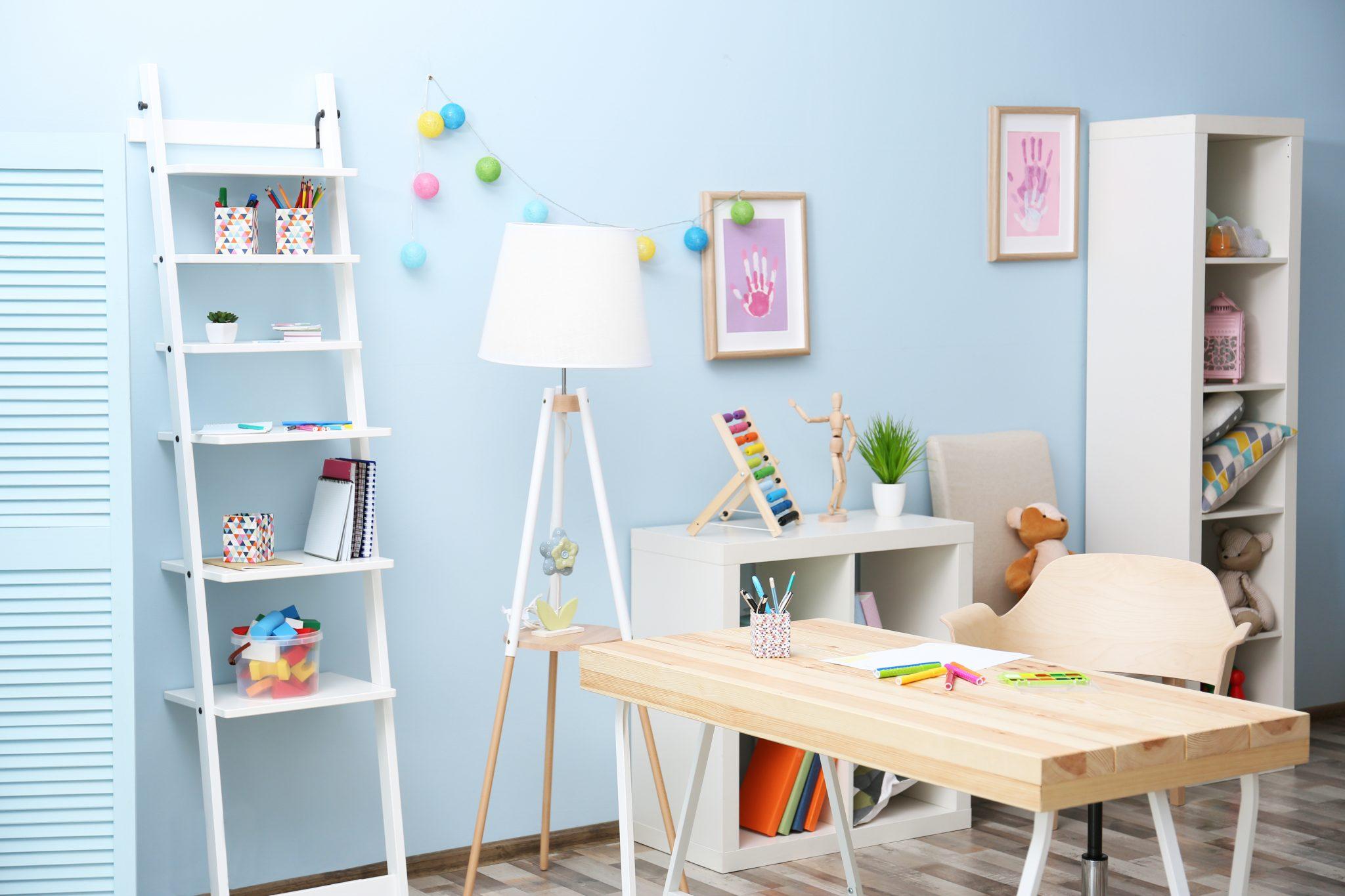 Wirkung Farbe Kinderzimmer