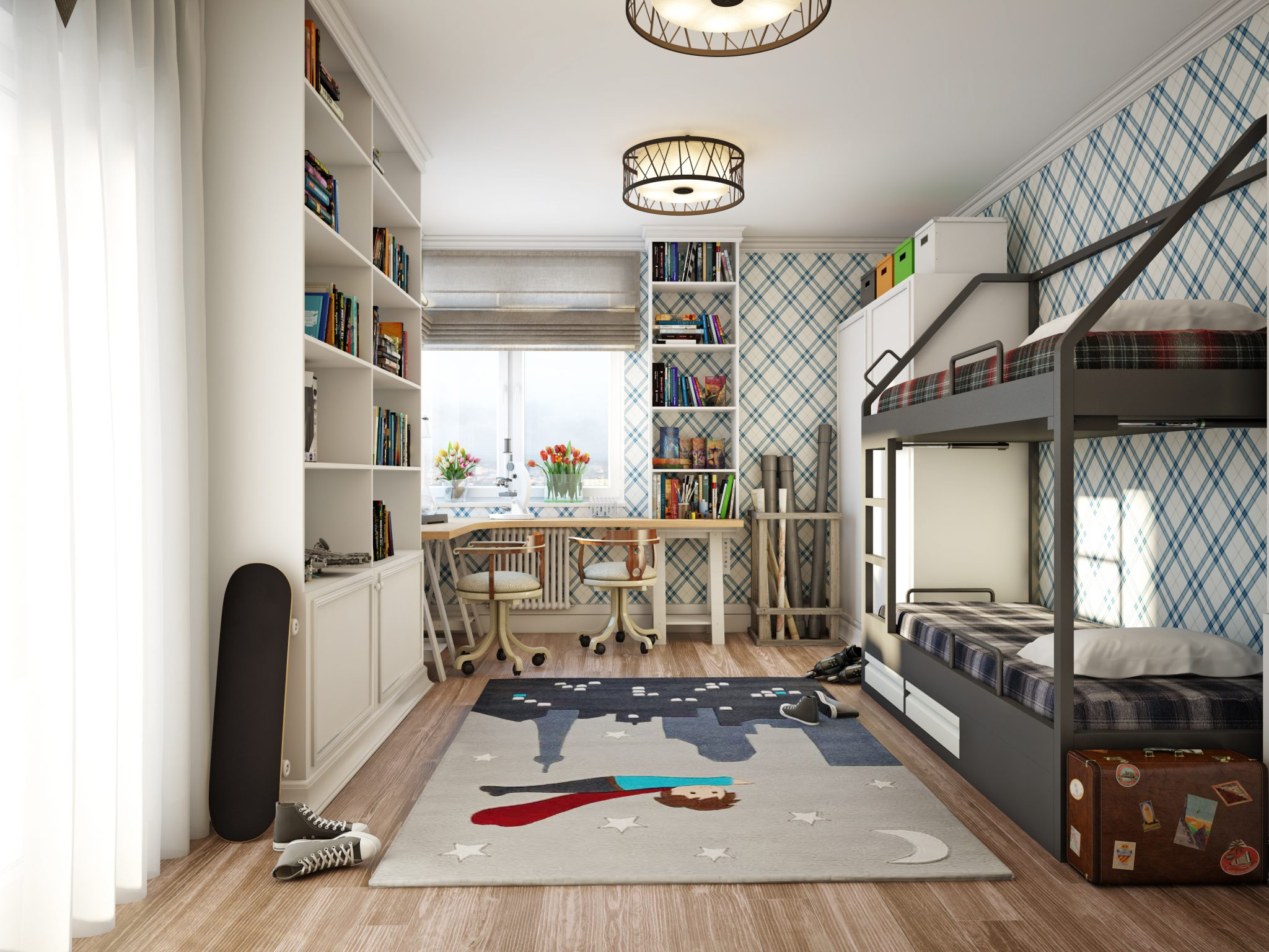 👦👧Zwei Kinder, ein Kinderzimmer: So klappt es stressfrei