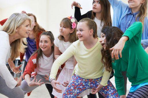 schauspiel tanz kinder
