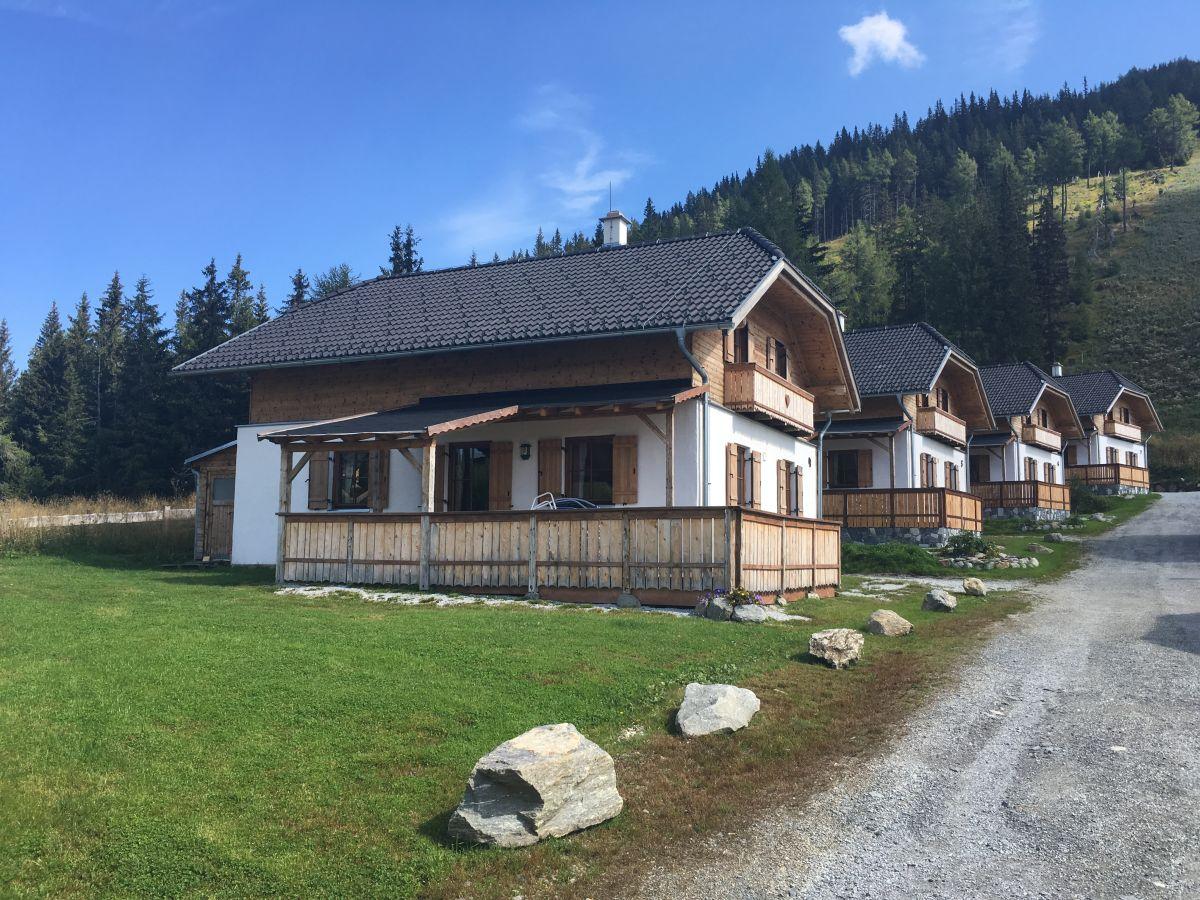 Hüttenurlaub Katschberg