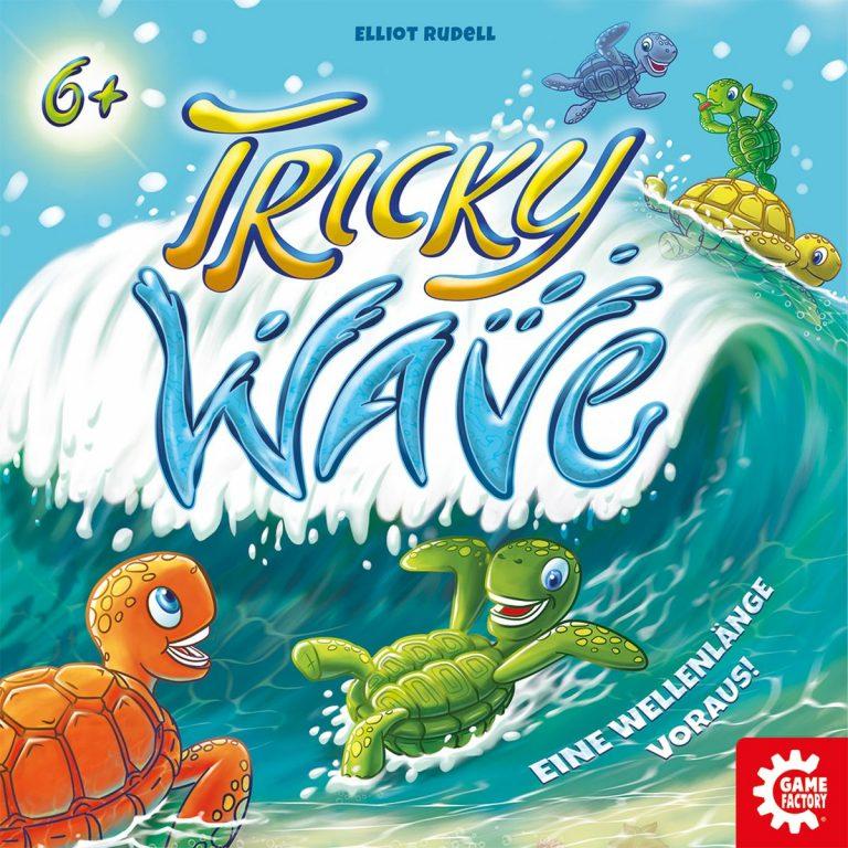 Tricky Wave Spiel