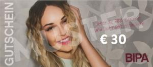 €30,- BIPA