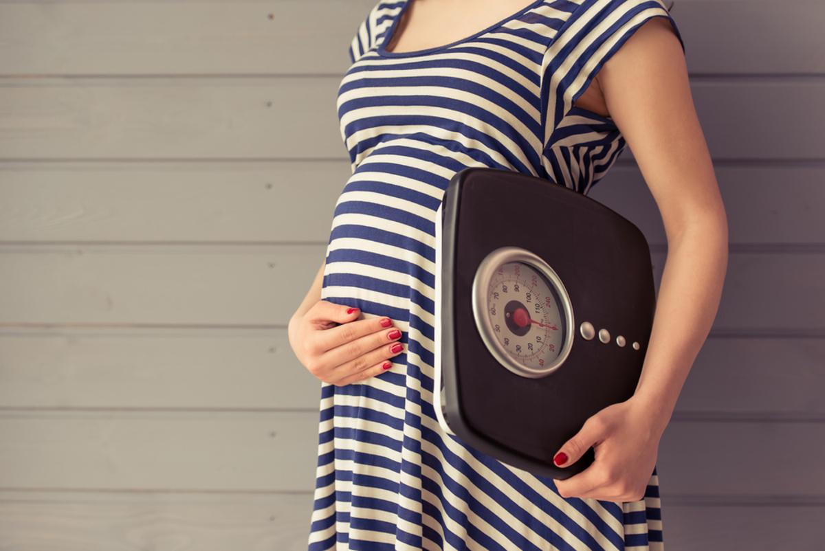 Schwangerschaft als Risiko für Adipositas & Übergewicht