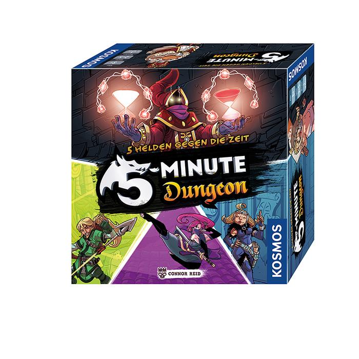 5 Minute Dungeon Spiel