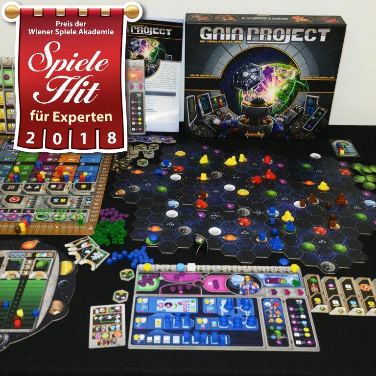 Gaia Project Spiel