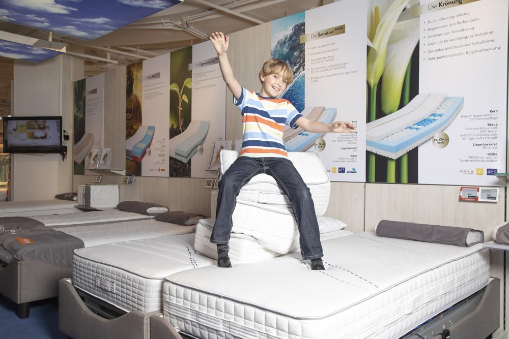 Die richtige Matratze für Kinder kaufen
