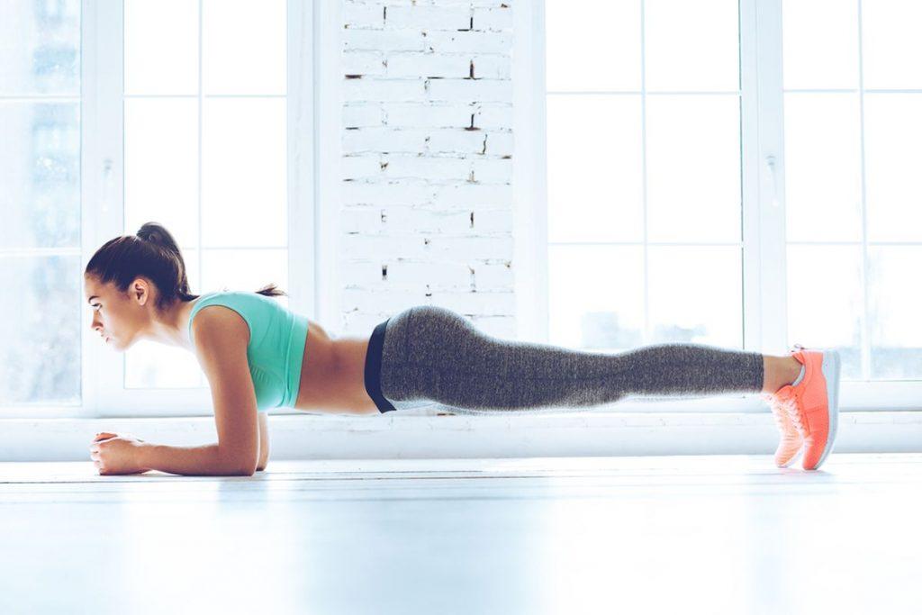 planks gegen rückenschmerzen