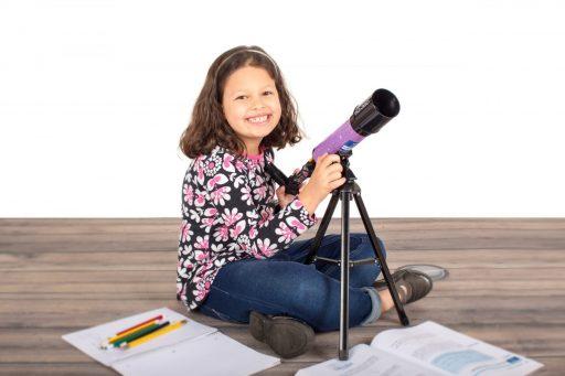 Kinder sommer uni spannende physik wir basteln ein teleskop