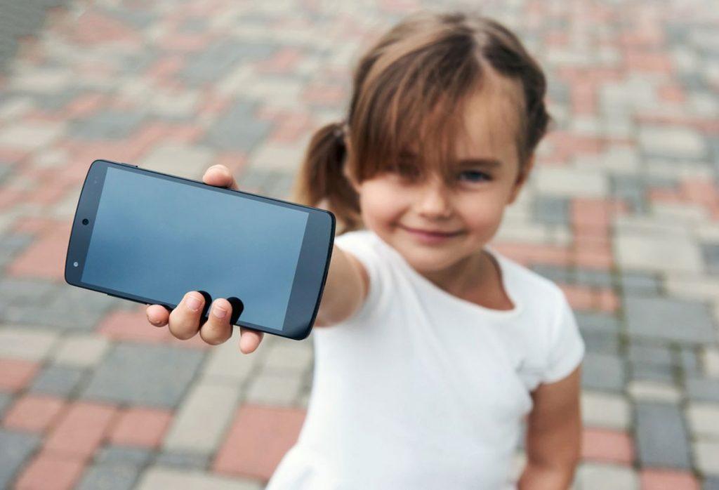 smartphone kinder apps