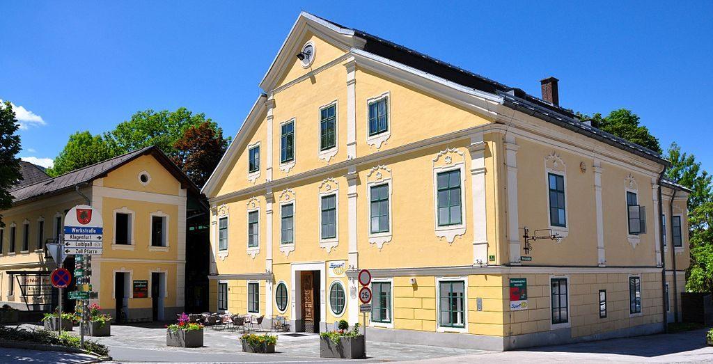Büchsenmacher- und Jagdmuseum Ferlach