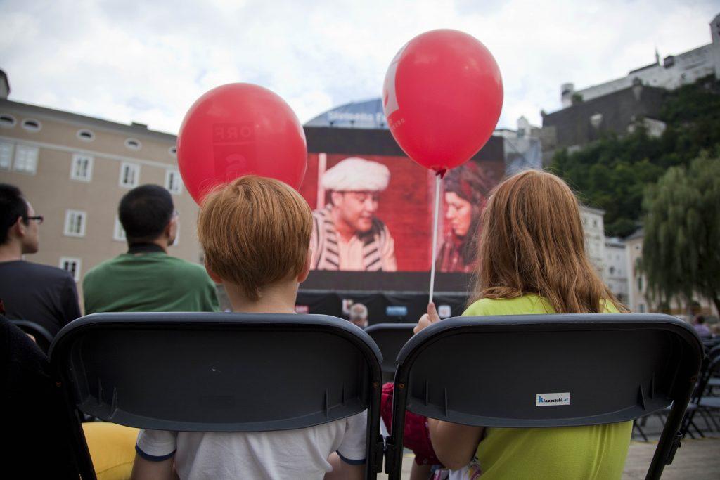 Siemens Kinderfestival Salzburg