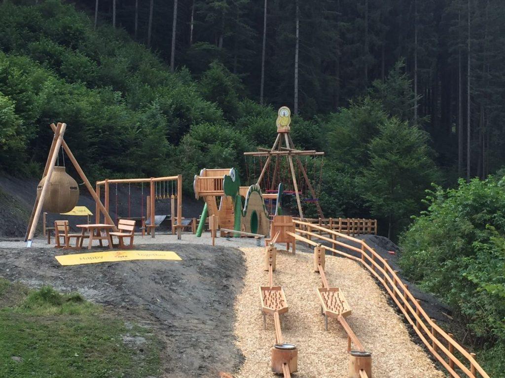 Ridor-Spielplatz beim JUFA Natur-Hotel Bruck