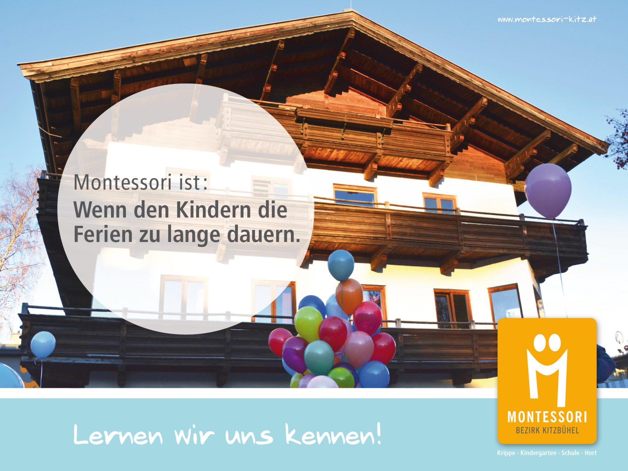Montessori Haus st johann