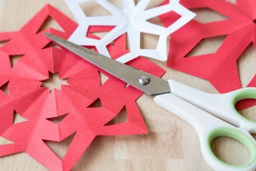 weihnachten basteln mit kindern zum advent