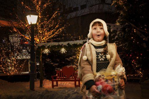 Adventmarkt Weihnachten Geschenke Kind