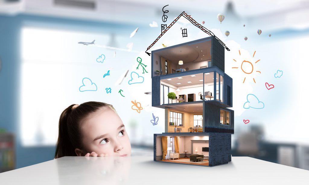 Wir bauen unser Traumhaus!