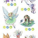 tiptoi create Sticker Elfen