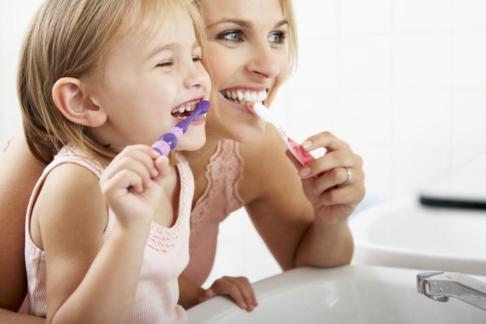 zahnpflege kinder