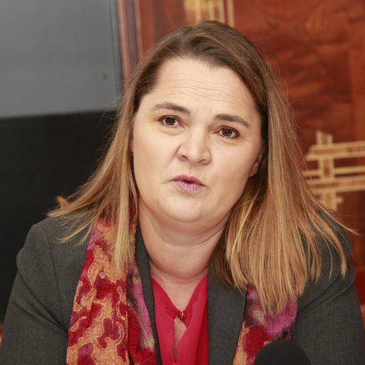 Univ. Prof.in Dr.in Birgit Rami-Merhar, Leiterin der Diabetesambulanz der Universitätsklinik für Kinder und Jugendheilkunde der Meduni Wien