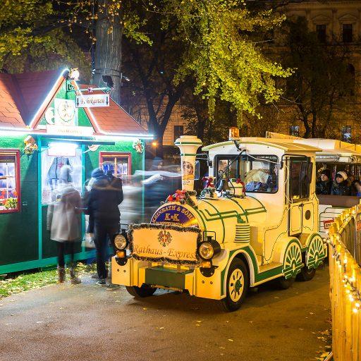 Wiener Weihnachtstraum Erlebniszug