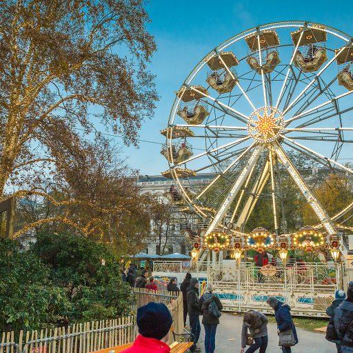 Wiener Weihnachtstraum Riesenrad