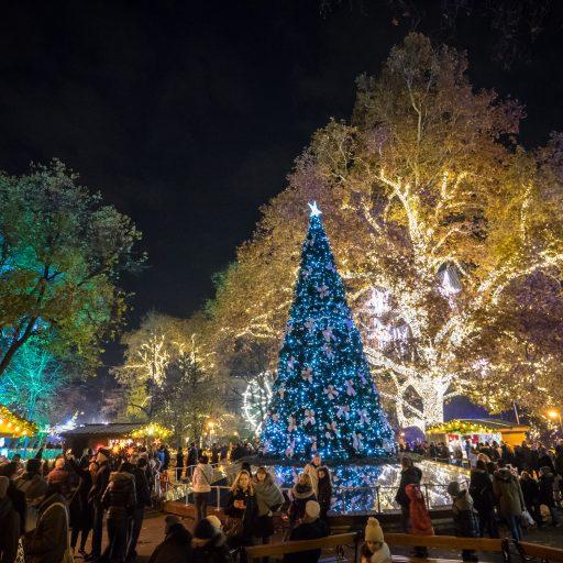 Wiener Weihnachtstraum Weihnachtsbaum