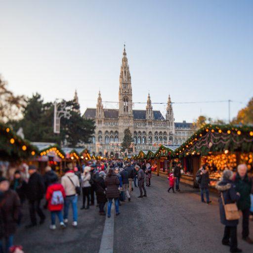 Wiener Weihnachtstraum_Christkindlmarkt Standeln