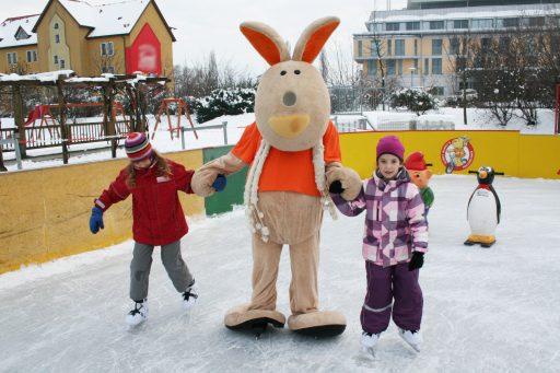 lutzmannsburg skatingpark kids