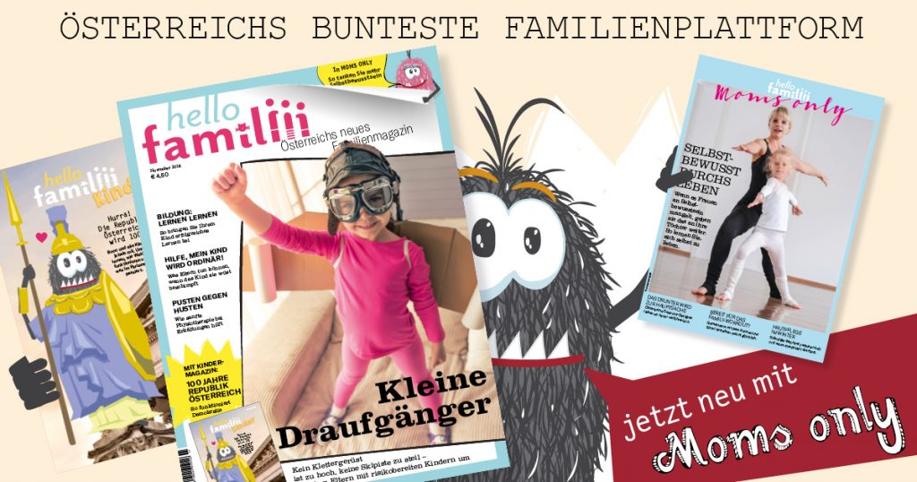 hello familiii November-Ausgabe