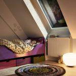 Velux Dachflächenfenster im Kinderzimmer, Bild 2