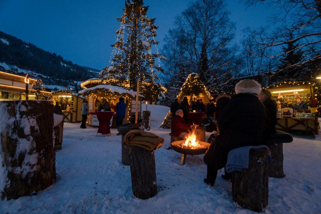 Alpiner Thermen-Advent in Bad Kleinkirchheim, Übersicht